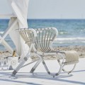 FOX CHAIR fotel ogrodowy Dove White