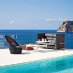 DIAMOND TEX® sofa Highback i KINGSTON Sunchair