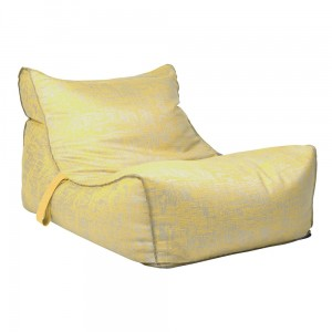 MATTI Chill beanbag chair yellow