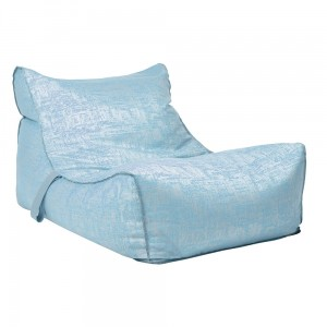 MATTI Chill beanbag chair light blue
