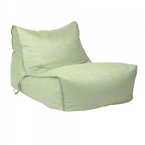 MATTI Chill beanbag chair fern green