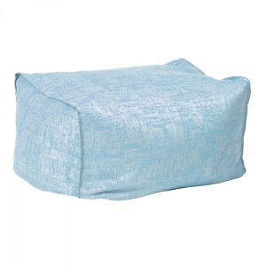 MATTI Chill hocker light blue