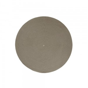 Circle dywan ogrodowy Taupe