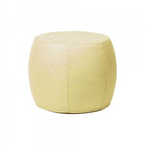 POUF yellow