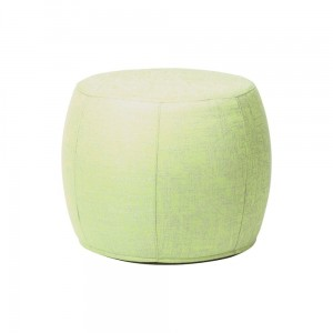 POUF fern green