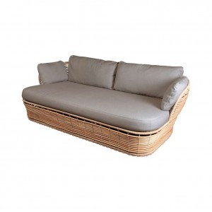 BASKET LOUNGE sofa Natural