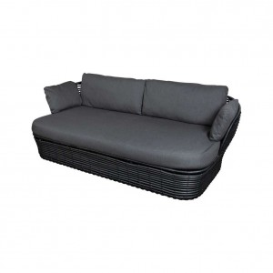 BASKET LOUNGE sofa Graphite