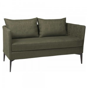 MARTA sofa 2 osobowa dark green