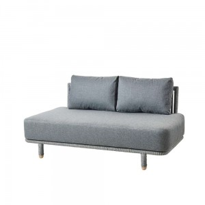 MOMENTS Cane-line sofa 2 osobowa