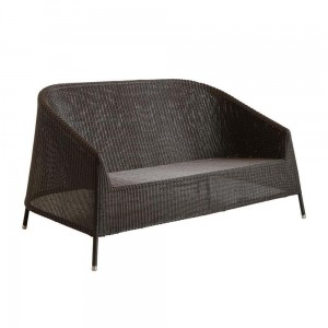 KINGSTON Cane-line sofa lounge MOCCA