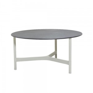 TWIST coffee table, large, white