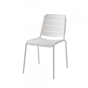COPENHAGEN City Chair White