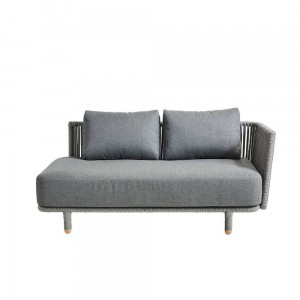 MOMENTS Cane-line sofa lewa