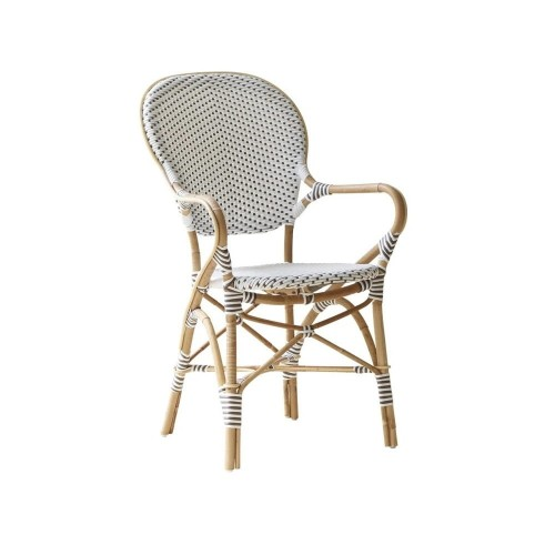 ISABELL Arm Chair 9181CPWH