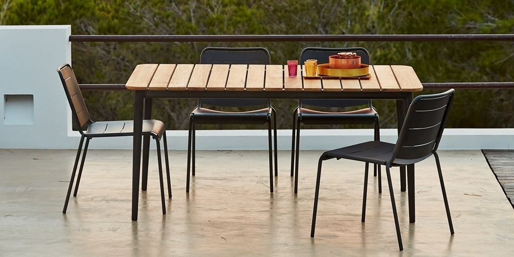 COPENHAGEN outdoor furniture Cane-line