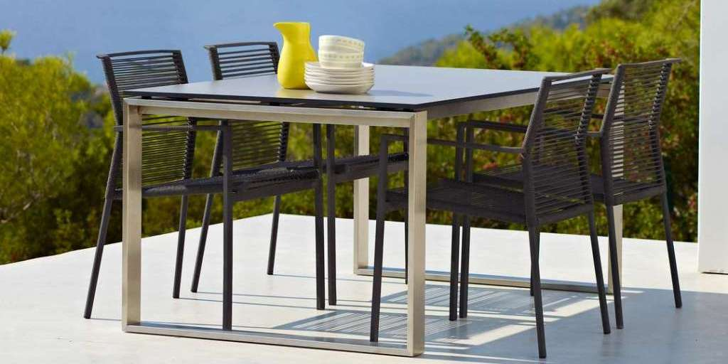 EDGE outdoor furniture Cane-line
