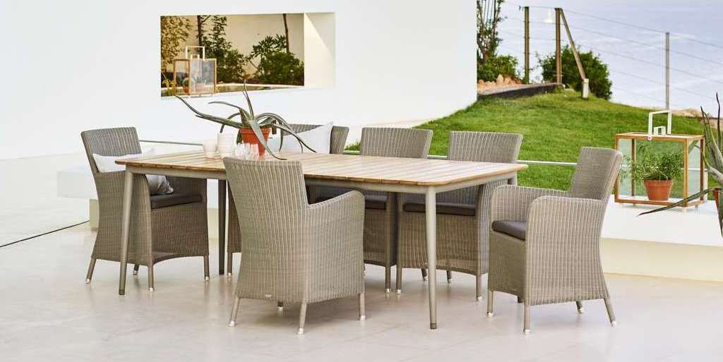 HAMPSTED outdoor furniture Cane-line