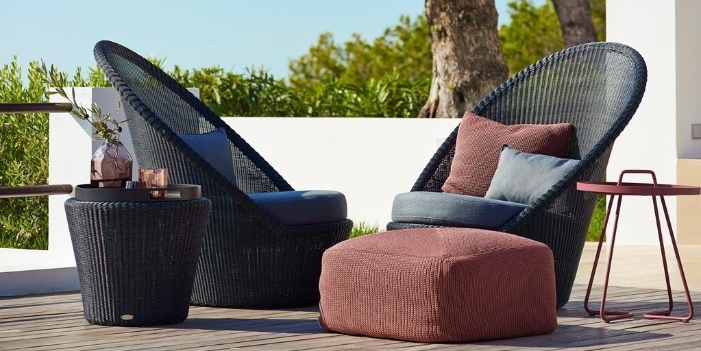 KINGSTON outdoor furniture Cane-line