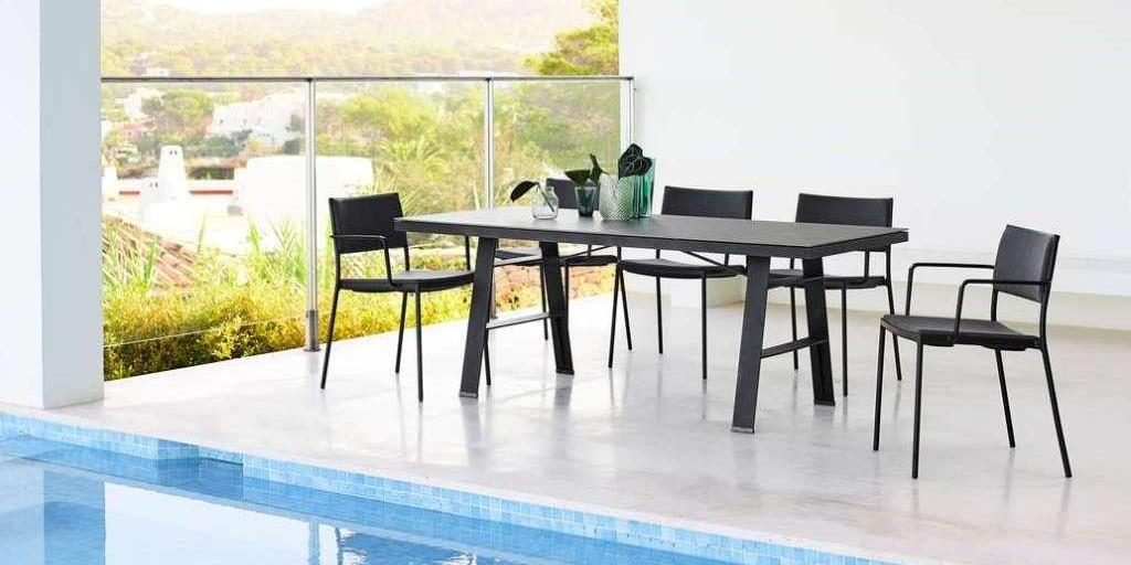 LESS outdoor furniture Cane-line