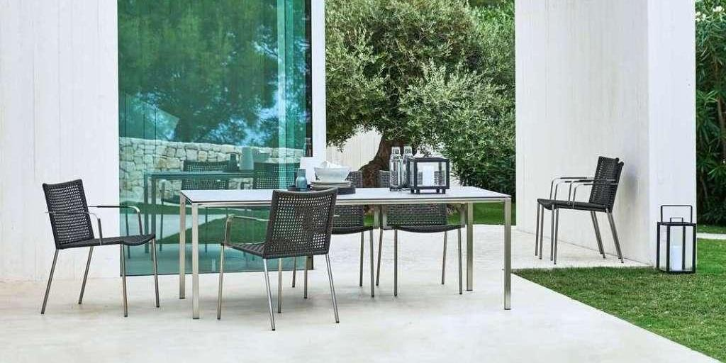 STRAW outdoor furniture Cane-line
