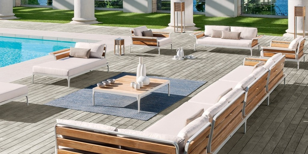 MERIDIEN outdoor furniture ETHIMO