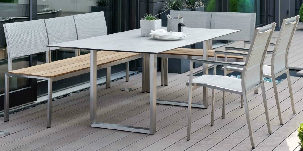 ARIMA outdoor furniture STERN