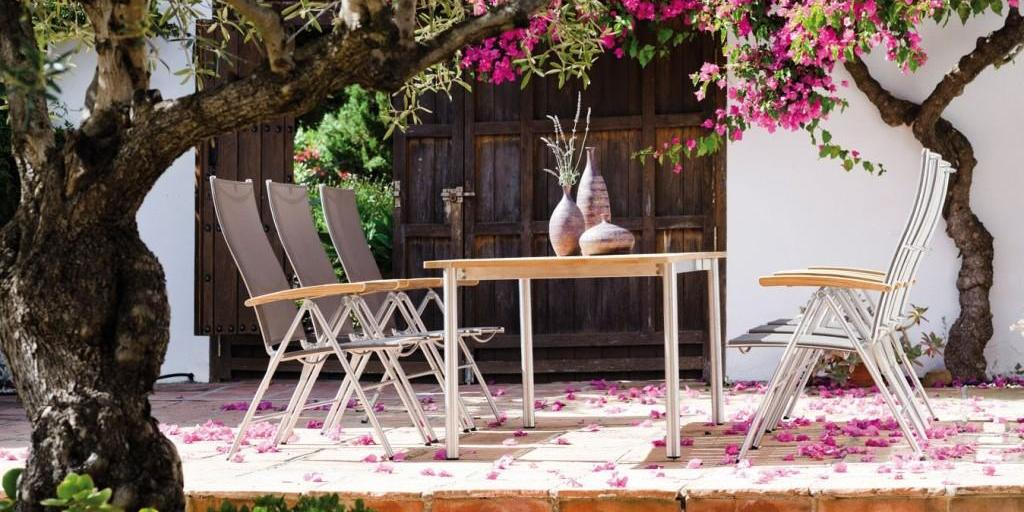 MALI outdoor furniture STERN