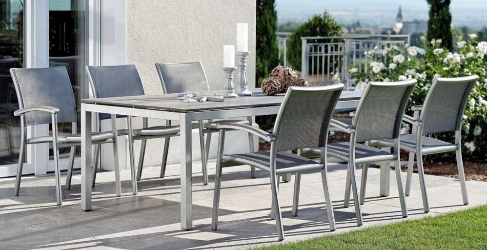 MILANO outdoor furniture STERN